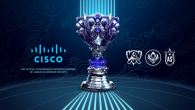 Photo of Un acuerdo clave en los deportes electrónicos, Riot y Cisco