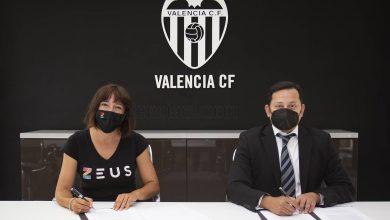 Photo of El Valencia CF firma un convenio con la startup valenciana Zeus