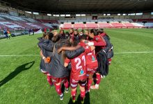 Photo of DUX makes history again, now in women's football