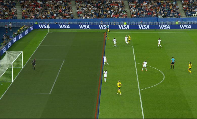 La FIFA trabaja en la puesta en marcha del sistema automatizado de detección del fuera de juego. / FIFA