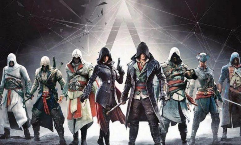 Personajes de Assassins Creed
