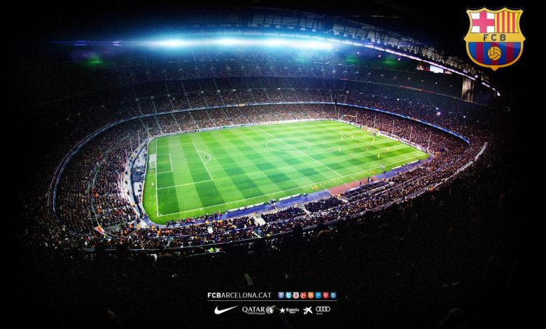El Camp Nou. / Foto: FC Barcelona