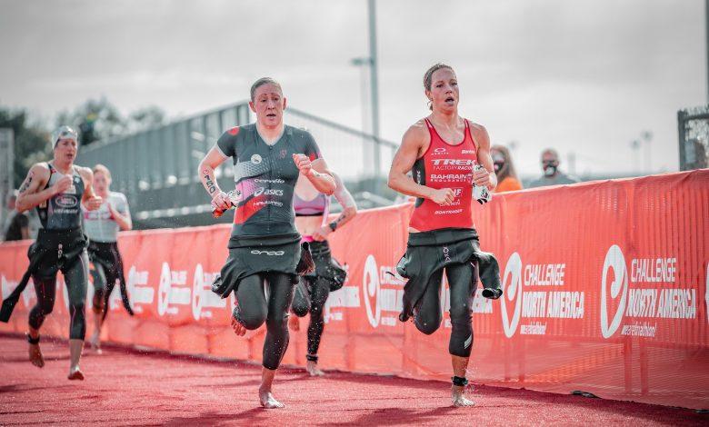 El Challenge Miami de triatlón, un buen test para el proyecto. / Fotos: Facebook