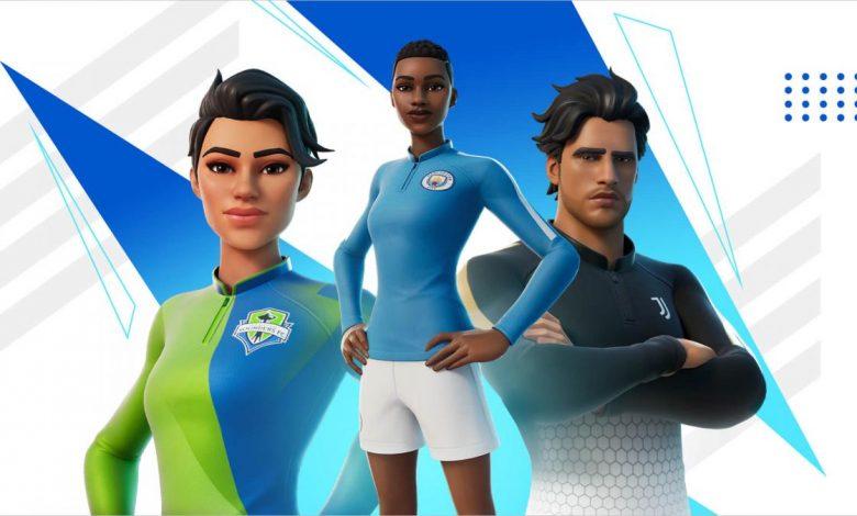 Photo of Fortnite saca a la luz las skins más futboleras