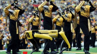 Photo of Un perro robot baila, el deporte es más espectáculo