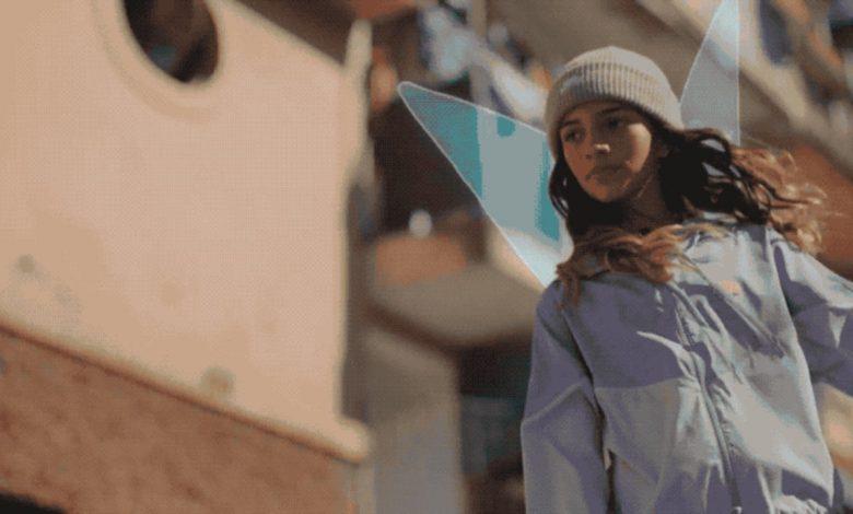 Rayssa Leal, el hada madrina del skate. / Fotos: Nike, Wieden + Kennedy