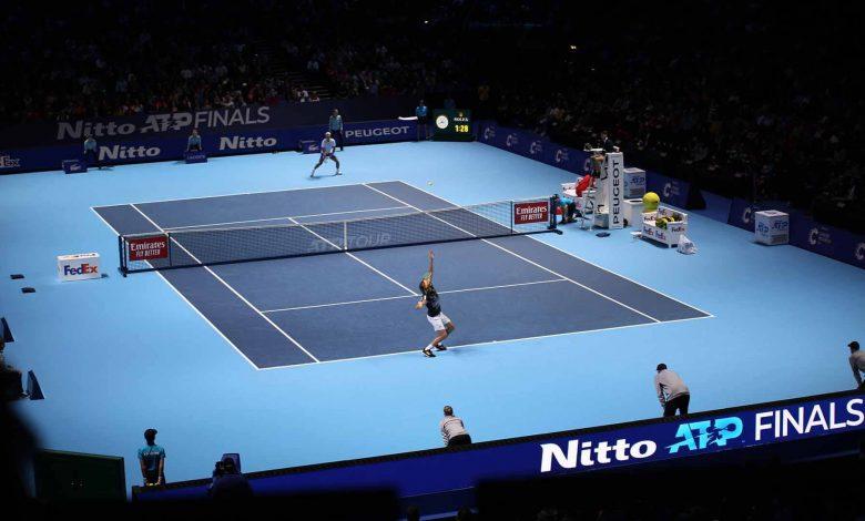 Imagen de las Nitto ATP Finals