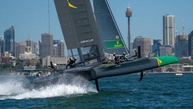 Photo of La SailGP regresa con la tecnología por bandera