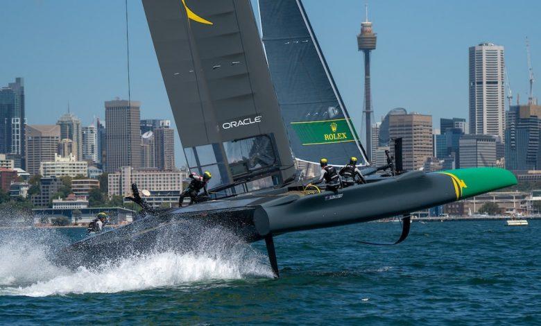 La espectacular competición llega con la tecnología por bandera. / SailGP