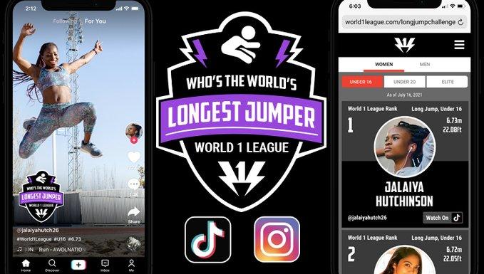World 1 League es la primera liga deportiva creada para las redes sociales. / Fotos: W1L