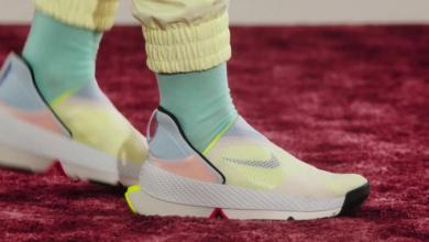 Photo of Nike lanza las zapatillas que se calzan sin usar las manos